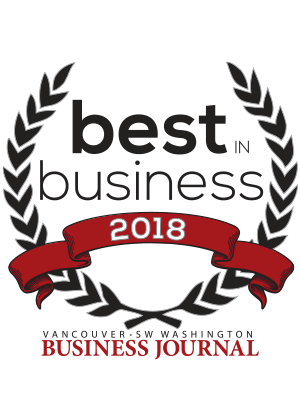 Dick Hannah Best in Business award - Vancouver Business Journal 2018